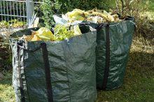 zahradní odpad, drtiče odpadu, kompostování, kompostér