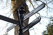 Jirkov, turistika, navigace