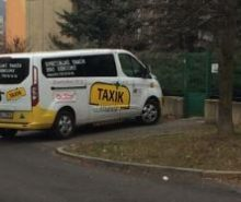 taxi, senior taxi, taxík maxík